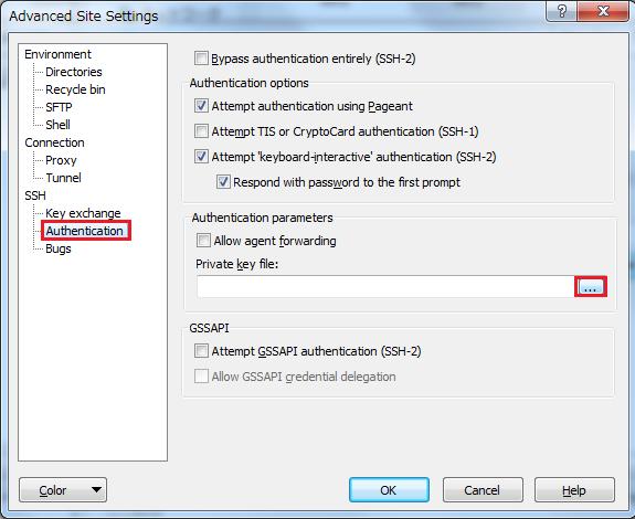 How to set up SSH keys in WinSCP | Shonan Fujisawa